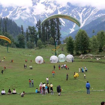 Splendid holiday in Himachal 5N-6D Package