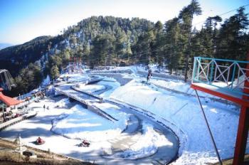 Beauty Of Shimla Manali Tour