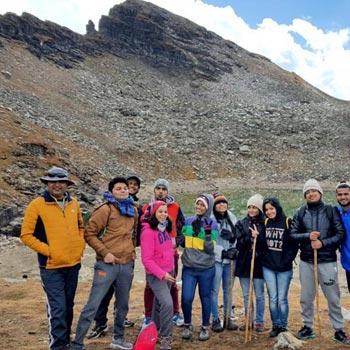 Bhrigu Lake Trek Tour