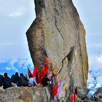 Kinner Kailash Trek Tour