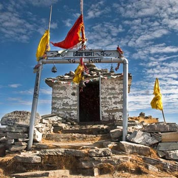 Tungnath Chandrashila Trek Tour