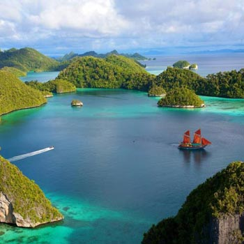 Beautiful  Indonesia Package