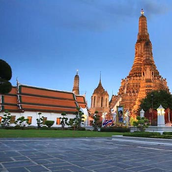6 Nights | 7 Days : Bangkok (2Nights), Pattaya (2 Nights) & Phuket (2 Nights) Tour