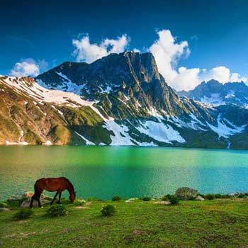 Discover Kashmir Package