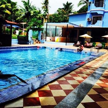 Camelot Fantasy Resort Baga- North Goa Tour - Calangute Goa