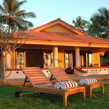 Taj-Holiday Village Resort- Siquerim North Goa (2 Ni...