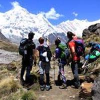 Annapurna Base Camp Biking Trip Tour