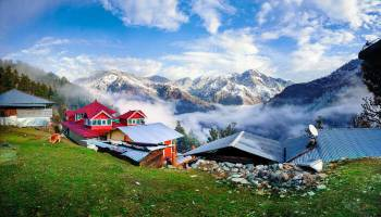Dharamshala Tour Package 3 Nights 4 Days