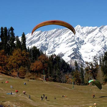 Manali-Shimla Tour Package