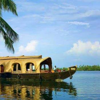 Kerala Honeymoon Tour 6N 7D