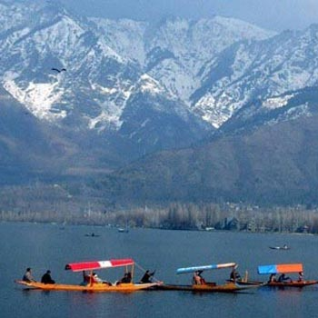 Kashmir Honeymoon Tour 5N 6D
