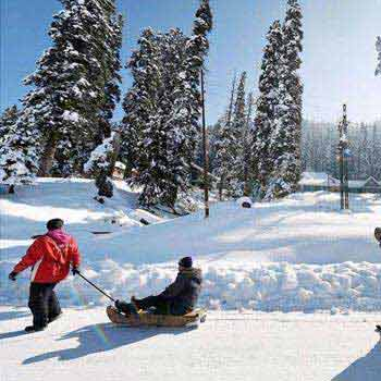Kashmir Adventure Tour 8N 9D