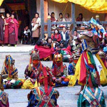 Bhutan Textile Tours 9 Nights / 10 Days