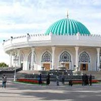 Tashkent Package For 5 Days (Fixed Departure)