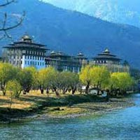 Thimpu, Paro & Punakha 3 star Package for 6 Days