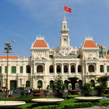Vietnam Honeymoon 3 Star Package for 6 Days