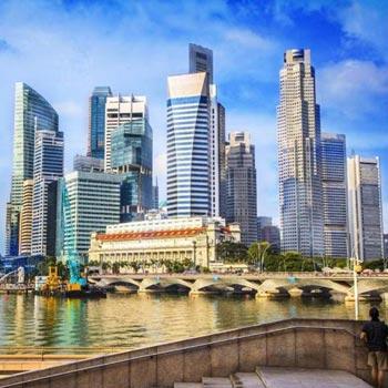 Singapore-Malaysia in Winter 2017