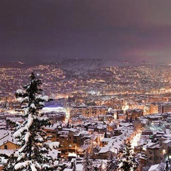 New year in Georgia Tour - Tbilisi - Gudauri