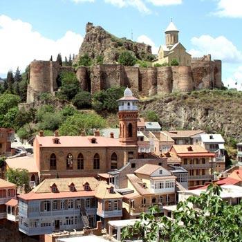 3 Day Tour, Tbilisi - Gudauri