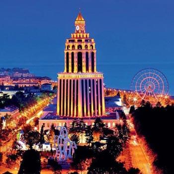 Batumi 5 Day Tour