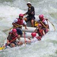Rafting Shivpuri to Ramjhula Tour