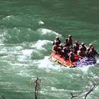Rafting & Camping Tour Package