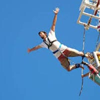 Camping, Bungee Jumping & Rafting Package