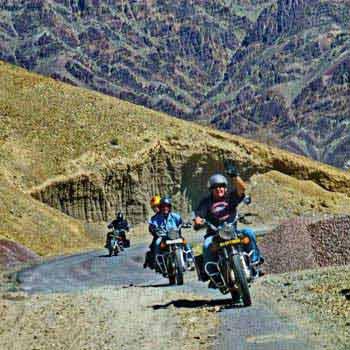 Classic Motorbike Tour Zanskar Package