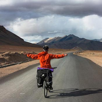 Srinagar - Leh Cycling Tour Package