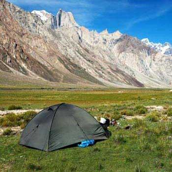Camping in Zanskar Valley Package