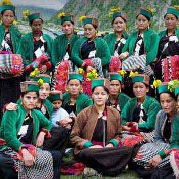 Hiamchal Cultural Tour Package
