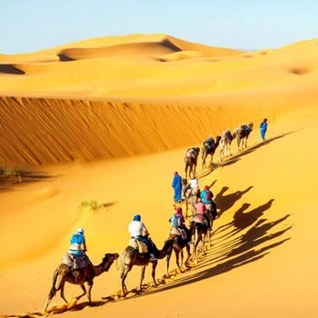 Rajasthan Desert Safari Package- 5 Nights/ 6 Days