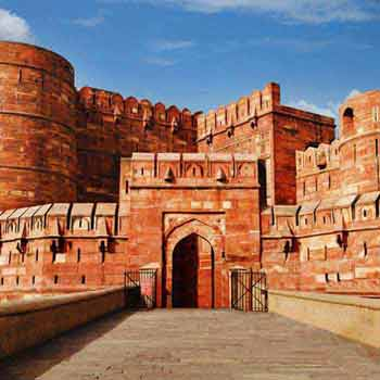 Jaipur - Fatehpur Sikri - Agra - Mathura Tour
