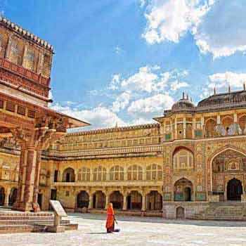 Jaipur - Ajmer - Pushkar - Agra - Mathura Tour