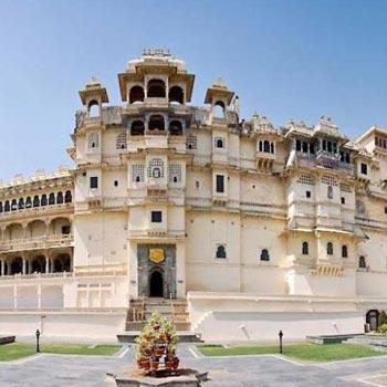 Jaipur-Udaipur - Chittorgarh 6N/7D Tour