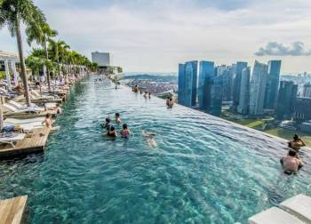 Singapore, Bali and Cruise Tour