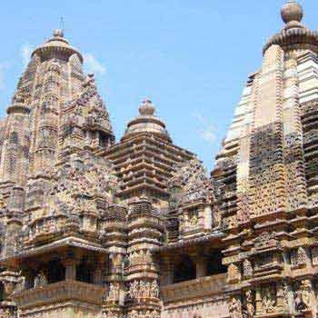 Satna - Panna - Khajuraho - Orchha - Gwalior Tour