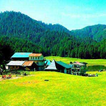 Pathankot- Dalhousie – Khajiar – Dharamshala  Tour
