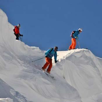Kashmir Skiing Tour