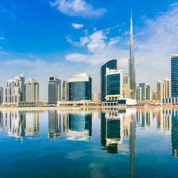 Sparkling Dubai Trip Package