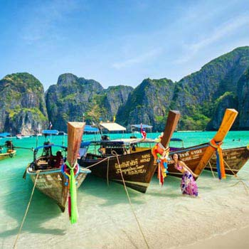 Unlimited Thailand Tour Package