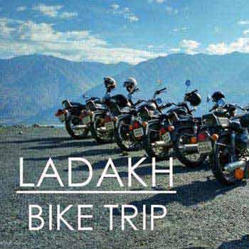 Manali - Leh - Manali Bike Tour Fixed Departure (Ex - Delhi)