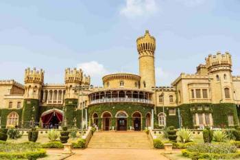 Karnataka Tour Coffee, Wildlife and Palaces Package
