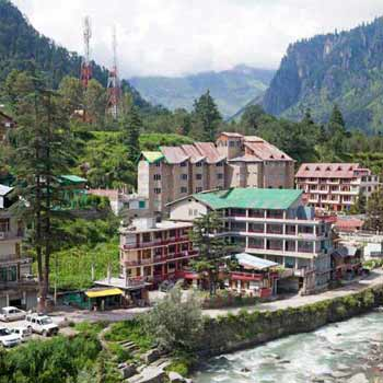 "Manali Trans HimalayaTour ""A Multi Activity Adventure to the Highest Moon land In the World"