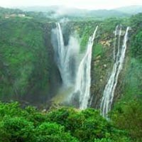 Jog Falls from Bangalore Tour