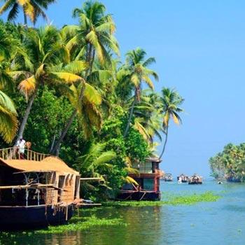 Kerala Houseboat Tour Alleppey