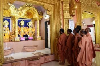 Uttarvahini Narmada Parikrama Tour