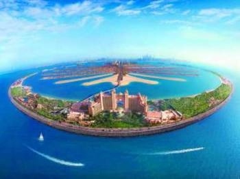 Dubai with Palm Atlantis Tour