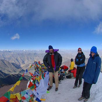 Stok Kangri Expedition Package
