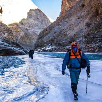 Trekking In Ladakh Tour